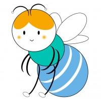 【NEMZOOプロジェクト】nembee 収穫をもたらす幸せのハチ