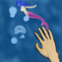 浴室【人喰い人魚の末裔編】