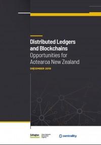 ニュージーランド経済、ブロックチェーン技術で新たな発展への挑戦