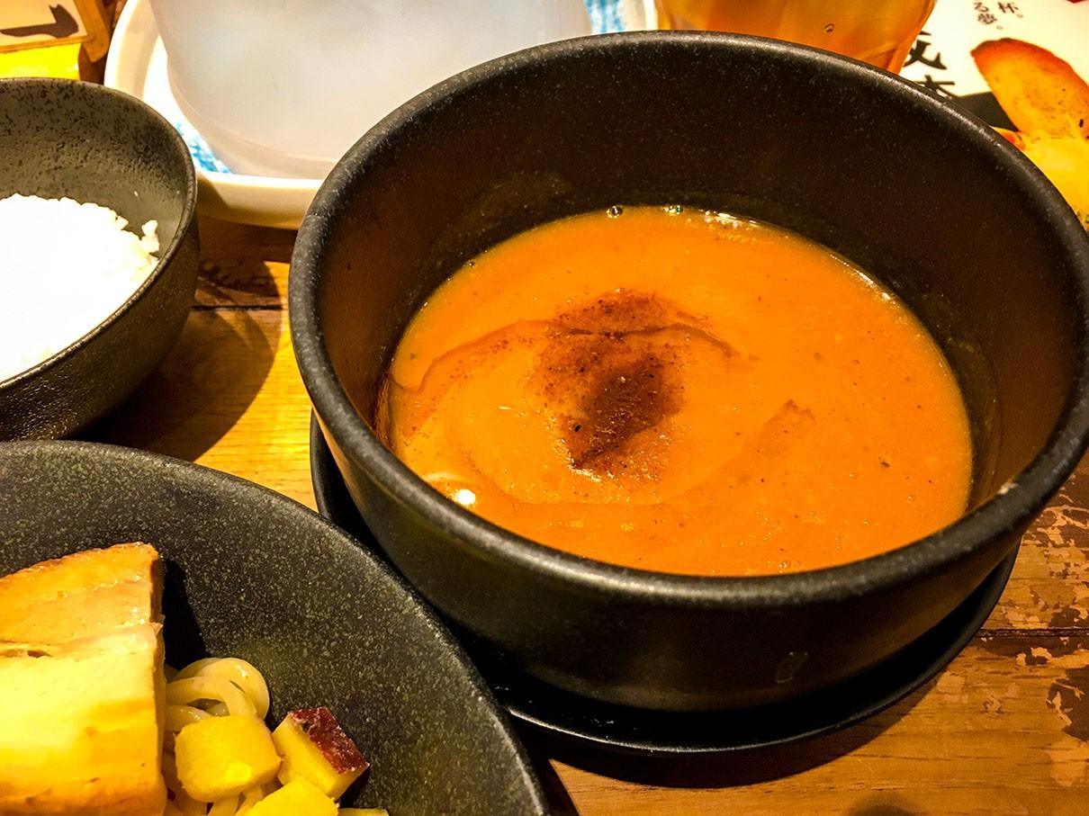 海老鶏麺蔵 濃厚