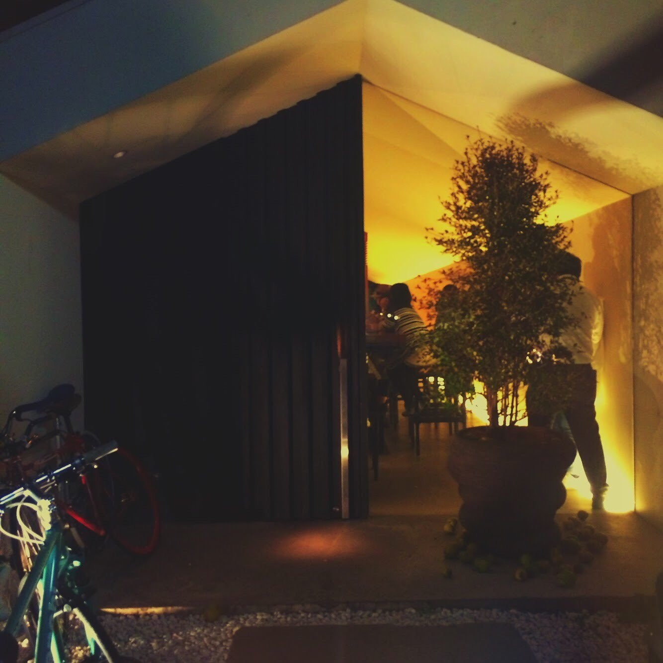 「caocafe」の外観