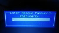 ASUS X200MA のパスワードをリセットして初期化する方法