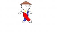 投げNEM坊や フィリピンを歩く