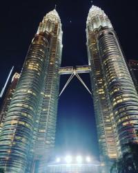 マレーシア最後の夜
