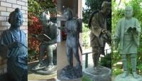 二宮金次郎像のバリエーション 銅像日誌No.5