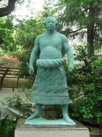 昭和の大横綱:千代の富士 銅像日誌No.10