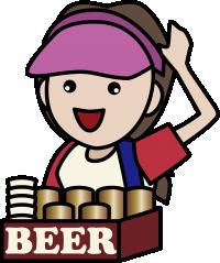 ビール売り子のキャッシュレス化について考える