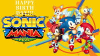 [ほなねむGames]Happy Birthday SONIC!+SONIC MANIA PLUSやってみた