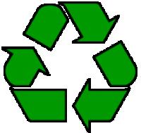 世の中なんでもリサイクル