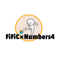 FiFiC ✕Numbers4  1週目抽選結果!!