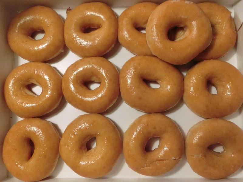 Krispy Kreme Dozenドーナッツ(Original Glazed)