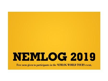 NEMLOG WORLD TOURS ロゴ