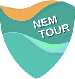 nemlog world tours green way エンブレム 250
