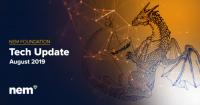 NEM Foundation Technology Department Update - August 2019