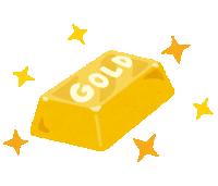 GOLD利確