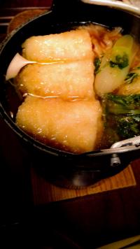 きりたんぽ鍋【水曜お題記事:参加】