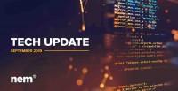NEM Foundation Technology Department Update - September 2019