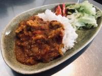 レシピ(鶏とトマトの無水カレー)