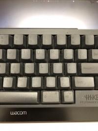 普段使っているキーボード