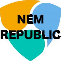 NEM共和国建国プロジェクト【参加賞15XEMに引き上げ!!】