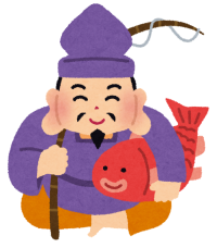 水曜お題記事 佐賀市は恵比寿像が多い!!