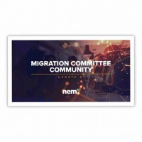 Migration Committee Community Update #1