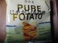 コイケヤ じゃがいも心地 ひかる 塩と北海道産バターで