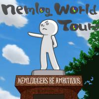 ネムツアは残り1,885,609歩で世界一周ゴールですよ!