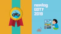[nemlog GOTY2019]あなたのゲーム・オブ・ザ・イヤー2019を教えて下さい