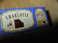 ロッテ CHARLOTTE 生チョコレート<ラムミルク>