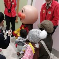 アンパンマンミュージアムに行ってきたよ!
