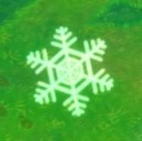 とうとう雪がふりました