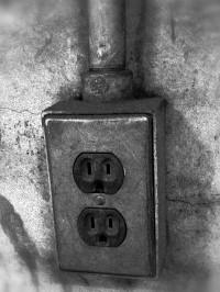 充電しま〜す。