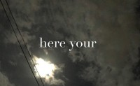 「here your」(提供曲)