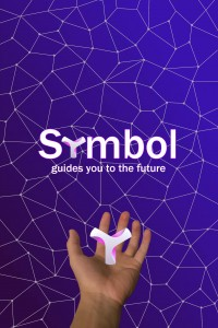Symbol guides you to the future