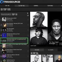 Traxsource DJチャート5位獲得‼️新イメージでNEMのロゴを世界中にPR中🚀