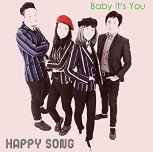 HAPPY SONG (7inchレコード)