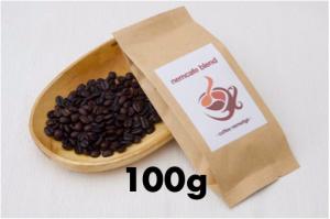nemcafeブレンド 焙煎豆100g