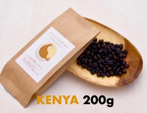 ケニア・ミュランガ・カユ 焙煎豆200g