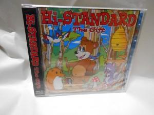 定価2,700円 The Gift  新品未開封 Hi-STANDARD