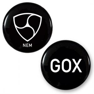 NEM & GOX BADGE