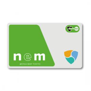NEM IC CARD STICKER - 2 sheets