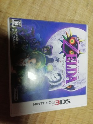 【中古】任天堂3DSソフト ムジュラの仮面