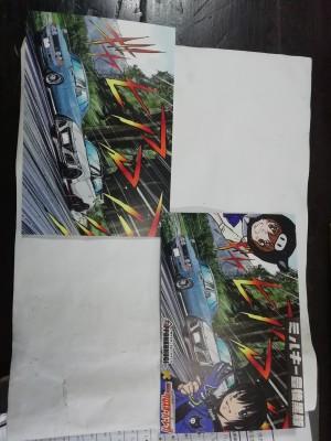 イッポンクヌギスピードウェイ×クロスオーバーレブ!コラボポストカード