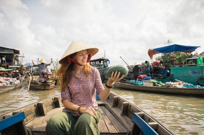 カントー(Cần Thơ)市・キエンザン(Kiên Giang)省がこれらの観光スポットで旅行者をうっとりさせる