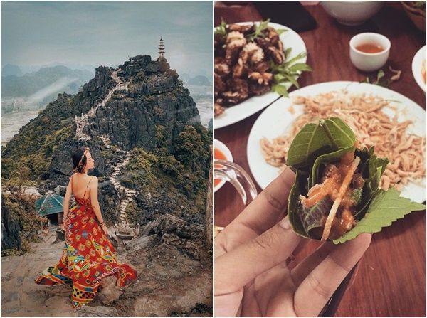 All the attractions and good food in Ninh Binh everyone should know