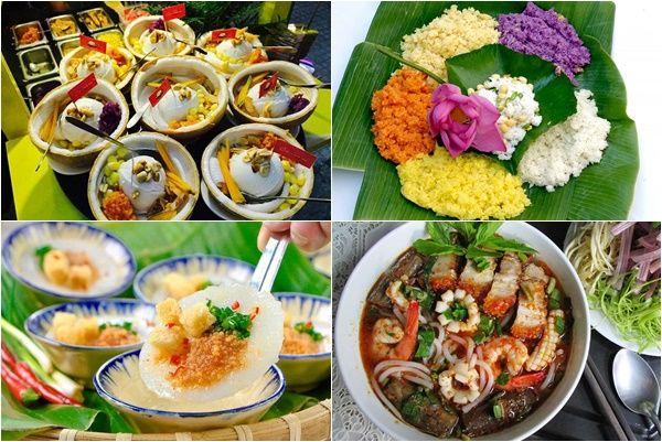 Hàng loạt món ăn ngon xuất sắc tại chợ Bến Thành khiến du khách mê mệt