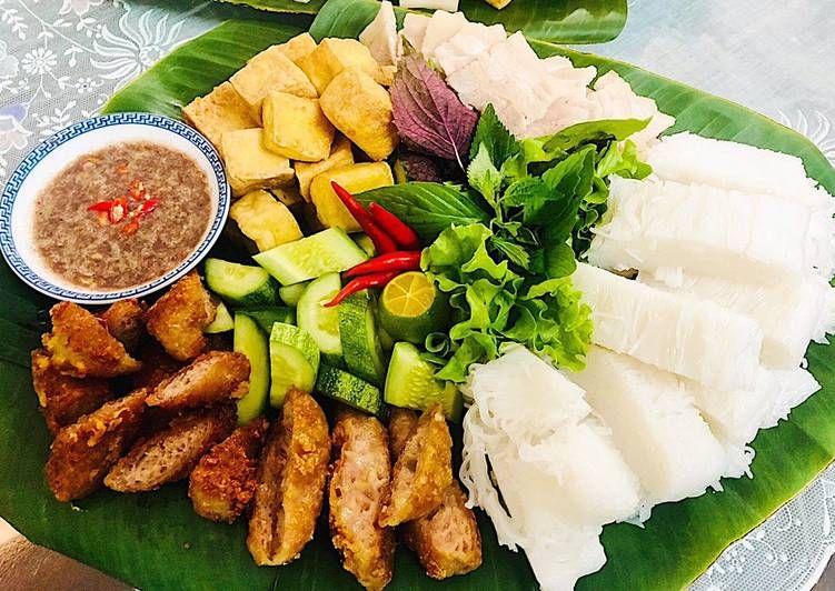 5 món bún cực ngon của Hà Nội khiến thực khách tấm tắc khen ngợi