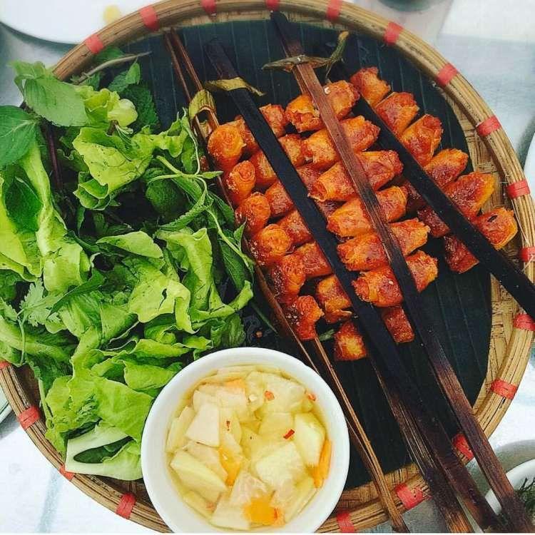 Loạt món ăn hấp dẫn tạo nên tinh hoa ẩm thực Thanh Hóa