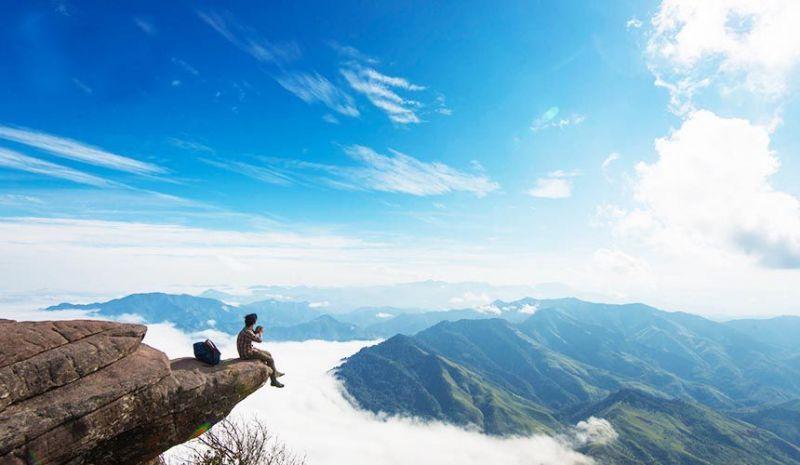 Gợi ý hành trình chinh phục đỉnh Pha Luông hùng vĩ - nóc nhà của Mộc Châu